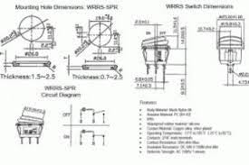 narva 5 pin rocker switch wiring diagram wiring diagram