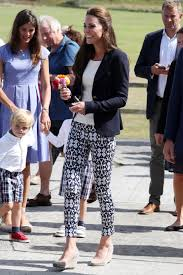 gap patterned leggings princess kate middleton just wore these 30 ankle pants from gap