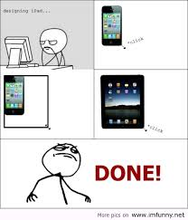Ipad Meme - funny meme designing the ipad
