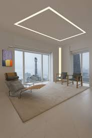 led interior lights home led plaster in lighting solutions truquad truline 1 6a by