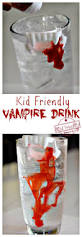 Vampire Decorations For Halloween Kid Friendly Halloween Vampire Drink