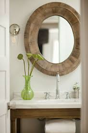 Bathroom Oval Mirrors by Oval Mirror White Frame Tags Oval Mirrors For Bathrooms Large