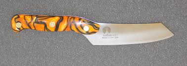 the volcano line custom chefs knives custom kitchen knives