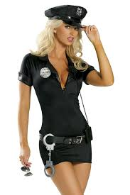 cop costume 7pc stop traffic cop women s costume