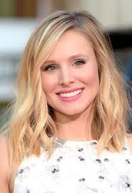 the 55 chicest lobs of the year lob kristen bell and haircuts