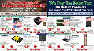 fry electronics thanksgiving sale 2016 ad scans the original fry u0027s black friday 2016 and cyber