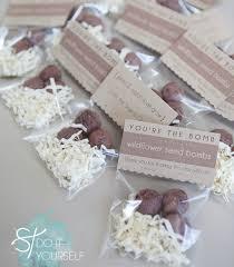 seed wedding favors diy seed bombs