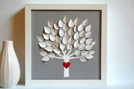 wedding gofts wedding gift personalized 3d song tree gray made with song