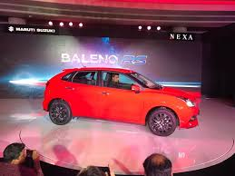 lexus car price in delhi maruti baleno rs city wise prices in india find new u0026 upcoming