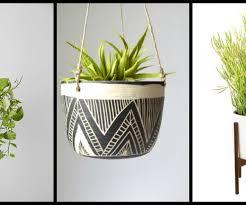 plant wall hangers indoor decoration half hanging baskets buy hanging pots plant wall