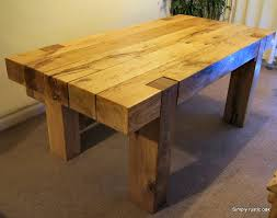 rustic oak dining table gypsy rustic oak dining table f15 about remodel simple home design