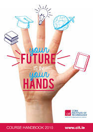 cit full time handbook entry 2015 by cork institute of technology