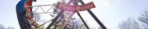 pirates plunge log flume ride westport house