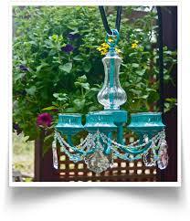 Blue Bottle Chandelier by 16 Best Fused Art Glass For The Garden Sun Catchers Chandeliers
