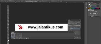 cara membuat gambar bergerak gif dengan photoshop cara mudah membuat animasi gif di photoshop jalantikus com