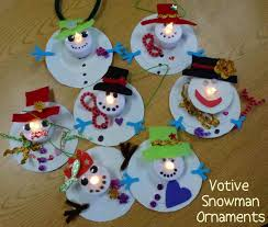 childrens art craft christmas arts and crafts for kids ornaments