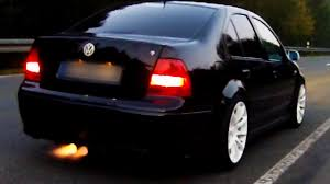 volkswagen bora 2016 vw bora v6 turbo sound r28 revving revs 4motion flames flammen