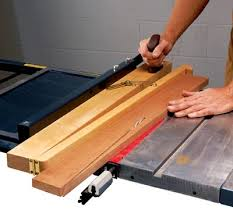 how to taper 4x4 table legs taper jig could use to cut wedges too working the wood
