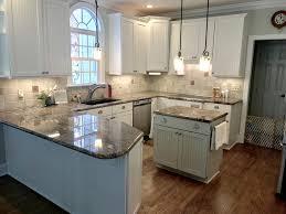 White Dove Kitchen Cabinets by White Dove U0026 Austere Gray 2 Cabinet Girls