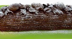 cuisiner les marrons bûche de noël aux marrons sans gluten la tendresse en cuisine