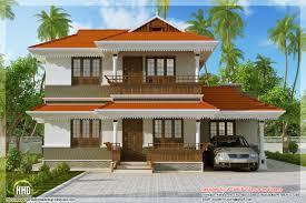 kerala model home plan in 2170 sq feet kerala house design idea