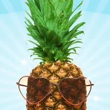 11 best pineapple with sunglasses images on pinterest beach