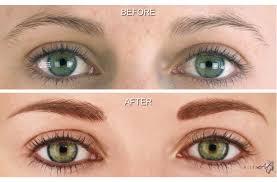 Eyebrow Tattoo Before And After Micro Blading 3d Eyebrows Wafa U0027s Brow Art U0026 Skincare