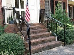 iron porch railing creative designs 4 idaho custom decks railings