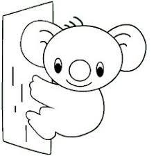 koala bear coloring page koala bear cupcake toppers cupcake toppers koala cupcake toppers