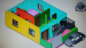 30 x 40 house plan south face youtube