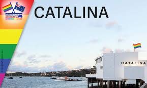 New South Wales Flag Catalina Rose Bay Dining Out New South Wales