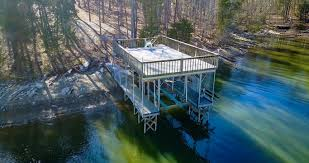 Sloping Lot Property In Watts Bar Lake Spring City Tennessee River Kingston