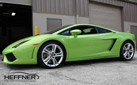 Lamborghini Gallardo Twin Turbo - heffner performance twin turbo lamborghini lp 560 video