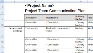 Free Excel Project Plan Template Free Project Management Template