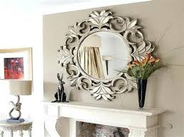 mirrors for living room wall mirrors decorative living room photo gallery of the
