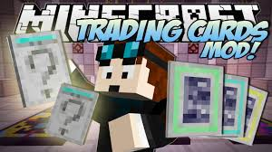 minecraft cards minecraft trading cards mod booster packs cards tdm