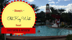 disney u0027s old key west resort overview and review youtube