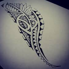 6 awesome how to draw hawaiian tribal designs images