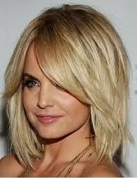 shoulder length hairstyles fine haired women in their 40s love this medium shag haircut good for fine hair haircuts for