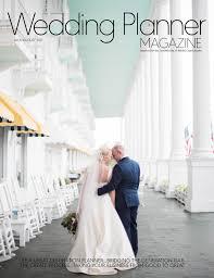 wedding planner magazine we re featured in wedding planner magazine celebrations ltd