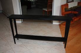 Corner Sofa Table Design by Narrow Sofa Tables Black Centerfieldbar Com