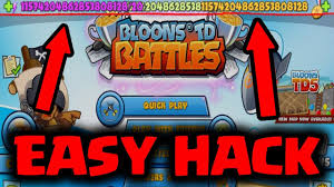 bloons td battles apk bloons td battles hack mod apk 4 5 1 unlimited