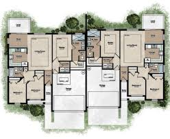 duplex house plans home design ideas