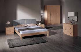Solid Wood Contemporary Bedroom Furniture - the characteristics of contemporary bedroom furniture model home