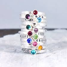 birthstone ring birthstone ring tag you re it