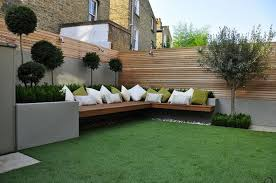 Modern Gardens Ideas Modern Garden Canvas Factory