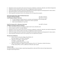 Custodian Resume Template Firefighter Resume Custodian Resume Template 6 Free Word Pdf