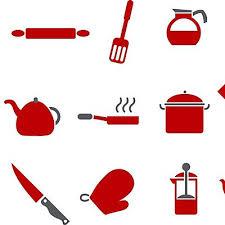 cuisine et ustensiles ustensiles de cuisines stickers ustensiles de cuisine with