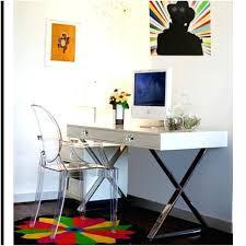 Closet Office Desk Ghost Desk Chair Ghost Chair With Gold Office Desk Ghost Office