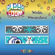 92 best rainbow loom bracelet patterns images on loom
